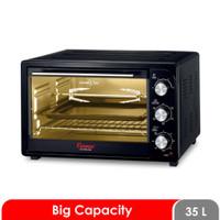 Oven Listrik Cosmos 35 Liter CO-9935VRL | Oven Cosmos CO 9935 VRL