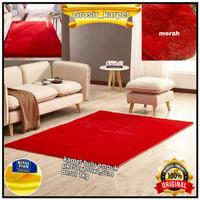 karpet/matras bulu uk 150x100x2cm