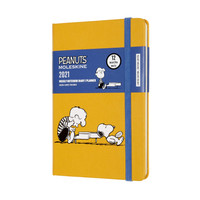 Moleskine 2021 Daily Planner - Snoopy Peanuts