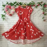 dress branded big size/dress branded/dress pesta/big dress