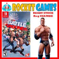 Nintendo switch WWE W2K Battlegrounds / W2K Battle Grounds