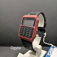 Jam Tangan Pria Casio Kalkulator Calculator CA-53WF-4B Custom Original