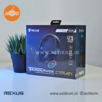 Headset Gaming Rexus HX20 RGB | By Astikom