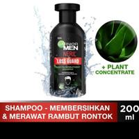 Garnier men neril shampoo loss guard shampo perawatan rambut rontok