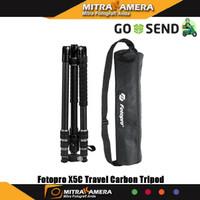Fotopro X5C Travel Carbon Tripod
