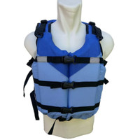 Lifejacket Pelampung Nearmount All Size Dewasa - Biru