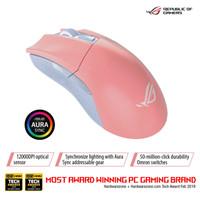 Mouse ASUS ROG Gladius II Origin PNK LTD
