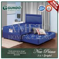 Guhdo Spring Bed 2 in 1 New Prima - 100 x 200 - Prospine Full Set