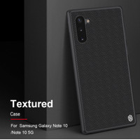 Nillkin Textured Softcase Casing Case Samsung Note 10/Note 10+