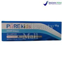 Pure Kids Itchy Cream 15 gr - Krim Pereda Gatal - PureKids
