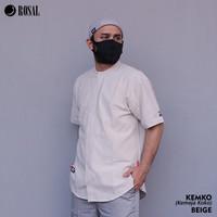 Baju Koko Kemeja Koko Premium Jumbo M - XXL