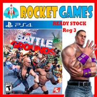 PS4 WWE W2K Battlegrounds / W2K Battle Grounds / WW2K Battleground