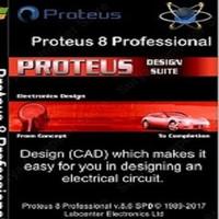 Software Proteus Professional v8.6 SP3 Build 23669 & Tutorial Training