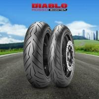ban Xmax, Forza Pirelli Diablo Rosso Scooter 120/70 r15 & 150/70 r14