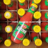 DELMONTE Ketchup Saus Tomat 340 ml / Del Monte Saos Tomat