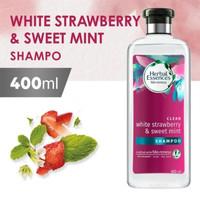 Herbal Essences Shampoo Strawberry & Sweet Mint 400ml