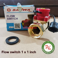 Water Flow switch 1x1 pompa Pendorong booster Saklar Otomatis york was