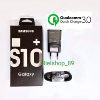 Original Charger Samsung S10 S10+ Fast Charging