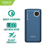 ROBOT PowerBank RT100Q Two Way Quick Charge 10000mAh With LED Display