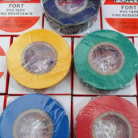 Isolasi listrik Fire Resistance Fort electric tipe isolation no nitto