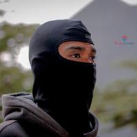 Balaclava Masker Sarung Kepala Helm Ninja Full Face Skull Cap FUNCOVER