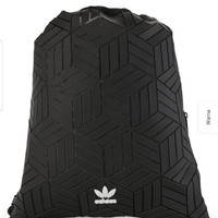 tas ransel hitam unisex Gymsack 3d adidas FL9676 original SALE
