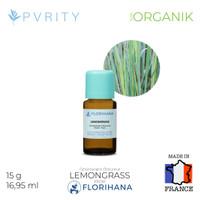FLORIHANA - LEMONGRASS | essential oil for your young living - 15 g 16.95 ml