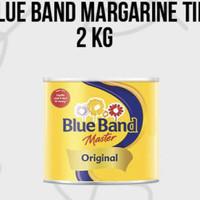 Blue Band Margarine Margarin Tin 2 kg