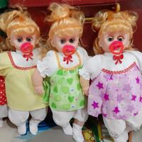 mainan boneka SUSAN crying and laughing