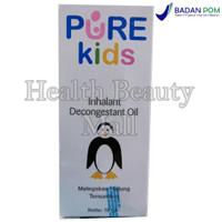 Pure Kids Inhalant Decongestant Oil 10 ml - Melegakan Hidung Tersumbat