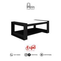 Expo Meja Tamu Minimalis CT 5515 / Coffee Table Persegi / Meja Sofa