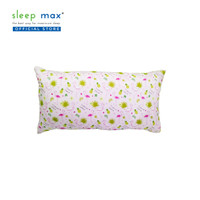 Sleep Max Long Cushion/Bantal Sofa Panjang Bahan Katun 28x50-Fla Pink