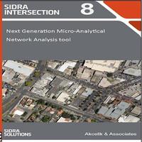 Akcelik SIDRA INTERSECTION 8.0.1 x64 Full Version GARANSI WORK