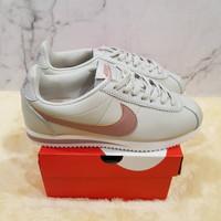 Sepatu Nike Cortez Classic Light Bone