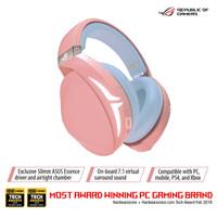 Headset ASUS ROG Strix Fusion 300 PINK