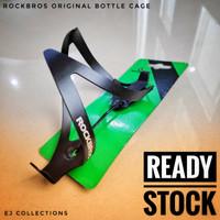 Rockbros Original Bottle Cage Sepeda Bilateral Tempat Botol Minum 33gr