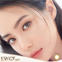 Softlens FANCY COLORS by Omega Eyecare - BROWN, MINUS