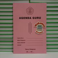 BUKU AGENDA GURU ( Packing Bubble Wrap)