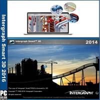 Integraph Smart Plan 3D 2014 R1 full garansi work