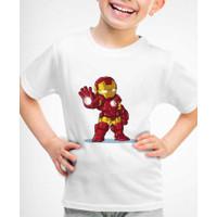 Kaos Baju anak Iron Man Mini