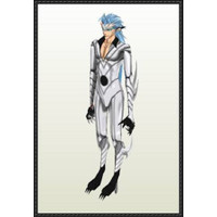 DIY Papercraft Pola Figure Action Bleach GRIMMJOW Pantera