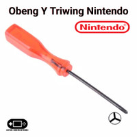 Obeng Gameboy Nintendo Switch Lite Wii NDS DS Lite GBA SP Triwing