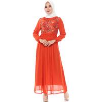 FAME Fashion Gamis 9910524 Orange