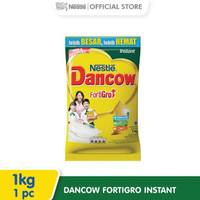 Nestlé DANCOW FortiGro Susu Bubuk Instan Usia Sekolah Pouch 1 Kg