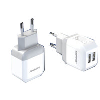Adapter Charger Hippo Costa Gen 2 2 Port USB Max. 2.4 A Garansi Resmi