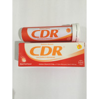 CDR (Calcium D-Redoxon) Fruit Punch isi 10 tablet effervescent