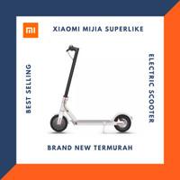 Electric Scooter Termurah Xiaomi Mijia Superlike   Best Selling - Hitam