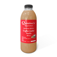 Quintinos Coffee latte Vanilla 500 ml (khusus kurir instant & sameday)