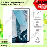 Tempered Glass 3D Full Glue Samsung Galaxy Note 20 Ultra