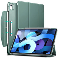 Case iPad Air 4 2020 10.9 Inch ESR Yippee Trifold Smart Case - Green